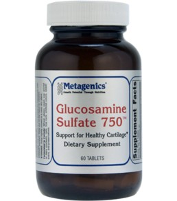 GLUCOSAMINE SULFATE 750™-60 Tablets
