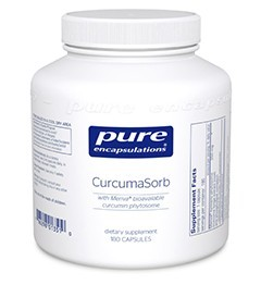CurcumaSorb (formerly Meriva®)-180 capsules