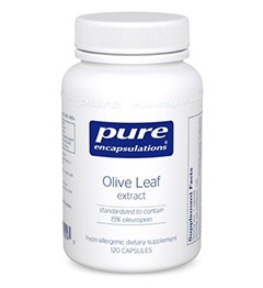 OLIVE LEAF EXTRACT-60 capsules