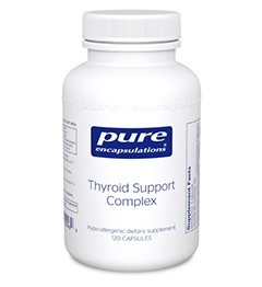 THYROID SUPPORT COMPLEX-120 capsules