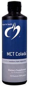MCT COLADA™ 16 OZ LIQUID