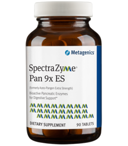 SPECTRAZYME PAN 9X-(formerly Azeo-Pangen Extra Strength)-90 TABLETS
