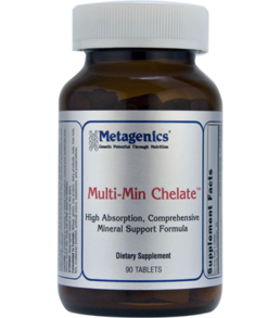MULTI-MIN CHELATE™-90 Tablets