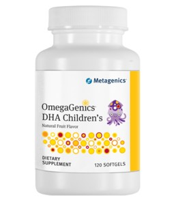 OMEGAGENICS® DHA CHILDREN'S-Natural Tutti-Frutti Flavor