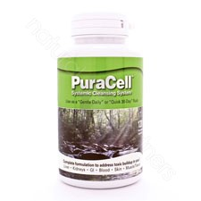 PURACELL-120 Powder Filled, Hard Shell, Vegetable Capsules