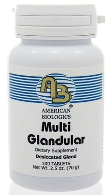 MULTI GLANDULAR 100T
