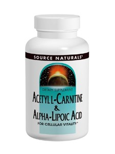 ACETYL L-CARNITINE-ALPHA LIP. ACID 60TAB
