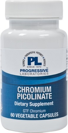 CHROMIUM PICOLINATE 60 VEGETABLE CAPSULES