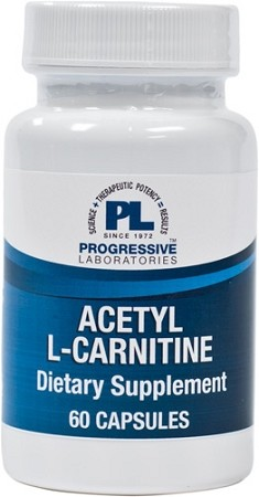 ACETYL-L-CARNTINE - 60 CAPSULES