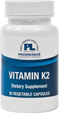 VITAMIN K2 30 VEGETABLE CAPSULES