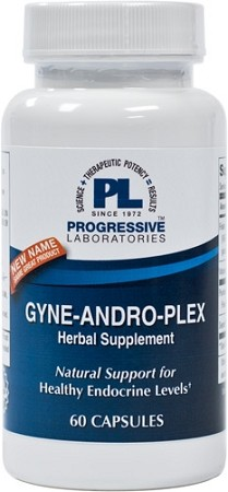 GYNE-ANDRO-PLEX 60 VEGETABLE CAPSULES