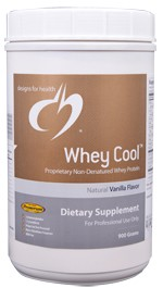 WHEY COOL™ VANILLA 900 GM POWDER